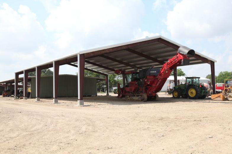 Commercial building for Building a tractor barn